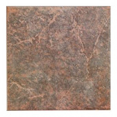 MONO SERRA Ardesia Brown 12 in. x 12 in. Porcelain Floor and Wall Tile (20 sq. ft. / case)