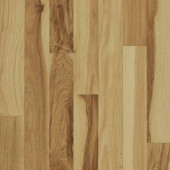 Shaw Lands Hickory 8 mm Thick x 8 in. Wide x 47.56 in. Length Laminate Flooring (21.12 sq. ft. / case)