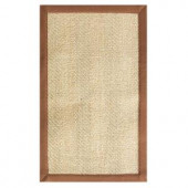 Home Decorators Collection Marblehead Brown 2 ft. 3 in. x 6 ft. Runner