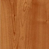 Shaw Native Collection Gunstock Oak 8 mm x 7.99 in. x 47-9/16 in. Length Attached Pad Laminate Flooring (21.12 sq. ft. /case)