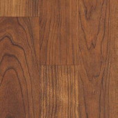 Shaw Native Collection Wild Cherry 8 mm x 7.99 in. x 47-9/16 in. Length Attached Pad Laminate Flooring (21.12 sq. ft. / case)