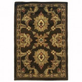 Oriental Weavers Grace Northam Brown 1 ft. 10 in. x 2 ft. 10 in. Accent Rug