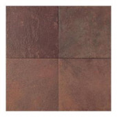 Daltile Continental Slate Indian Red 18 in. x 18 in. Porcelain Floor and Wall Tile (18 sq. ft. / case)