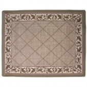 TrafficMASTER Regent Tan 1 ft. 6 in. x 4 ft. Accent Rug