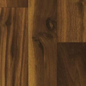 Shaw Native Collection Northern Walnut 8 mm Thick x 7.99 in. Wide x 47-9/16 in. Length Laminate Flooring (21.12 sq. ft./case)