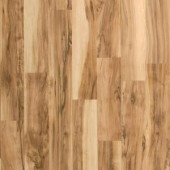 Hampton Bay Brilliant Maple 8 mm Thickness x 7 1/2 in. Width x 47 1/4 in. Length Laminate Flooring (22.09 sq. ft./case)