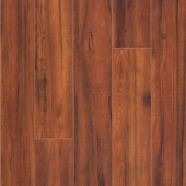 Hampton Bay Maraba Hickory 8 mm Thick x 5 in. Wide x 47-5/8 in. Length Laminate Flooring (16.28 sq. ft. / case)