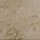 TrafficMASTER Allure Ultra Carrara Tan Resilient Vinyl Flooring - 4 in. x 7 in. Take Home Sample