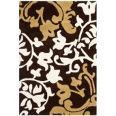 Safavieh Soho Brown/Multi 2 ft. x 3 ft. Area Rug