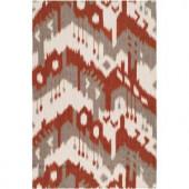 Artistic Weavers Cankuzo Adobe 3 ft. 6 in. x 5 ft. 6 in. Flatweave Area Rug