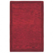 Home Decorators Collection Solomono Pepper 2 ft. 3 in. x 3 ft. 9 in. Area Rug