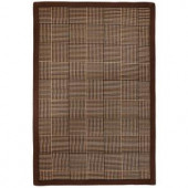 Anji Mountain Pizzelle Bamboo 2 ft. x 3 ft. Area Rug