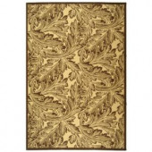 Safavieh Courtyard Natural/Brown 2 ft. x 3 ft. 7 in. Area Rug
