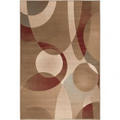 Artistic Weavers Cove Army Green 1 ft. 9 in. x 3 ft. Accent Rug