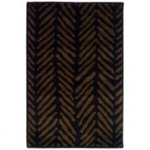 Oriental Weavers Camille Sable Brown 1 ft. 10 in. x 2 ft. 10 in. Scatter Area Rug