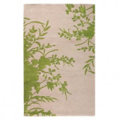 Home Decorators Collection Serene Rugs Antique White 2 ft. x 3 ft. Accent Rug