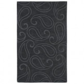 Kaleen Imprints Classic Charcoal 2 ft. x 3 ft. Area Rug