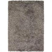 Chandra Breeze Grey/Ivory 9 ft. x 13 ft. Indoor Area Rug