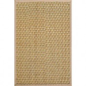 Home Legend Natural Seagrass 8 ft. x 10 ft. Area Rug