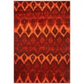 Kas Rugs Tribal Cloth Sienna 2 ft. 2 in. x 3 ft. 3 in. Area Rug