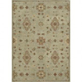 Loloi Rugs Fairfield Life Style Collection Turquoise 7 ft. 6 in. x 9 ft. 6 in. Area Rug