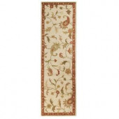 Home Decorators Collection Stafford Honey 2 ft. 3 in. x 7 ft. 6 in. Runner