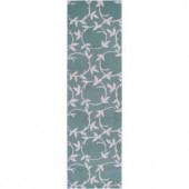 Surya Country Living Silver Sage 2 ft. 3 in. x 8 ft. Runner