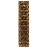 Home Decorators Collection Patrician Java 2 ft. 3 in. x 10 ft. Runner