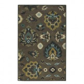 Home Decorators Collection Whitley Steel 9 ft. 9 in. x 13 ft. 9 in. Area Rug