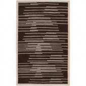 Artistic Weavers Hickley Brown 8 ft. x 11 ft. Area Rug