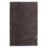 Home Decorators Collection Wild Gray 5 ft. 3 in. x 8 ft. 3 in. Area Rug