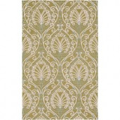 Surya Candice Olson Chartreuse 8 ft. x 11 ft. Area Rug