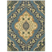 Shaw Living New Traditions Topaz 7 ft. 9 in. x 10 ft. 3 in. Area Rug