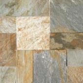 MS International Horizon Quartzite Pattern Natural Gauged Floor and Wall Tile (16 sq. ft./case)