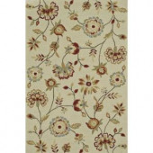Loloi Rugs Summerton Life Style Collection Beige 7 ft. 6 in. x 9 ft. 6 in. Area Rug
