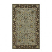 Home Decorators Collection Wales Silver 2 ft. x 3 ft. Area Rug