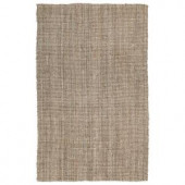 Kaleen Essential Boucle Natural 20 in. x 30 in. Area Rug