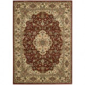 Nourison Persian Arts Neolithic Brick 2 ft. x 3 ft. 6 in. Accent Rug