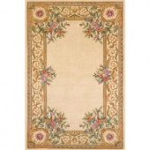 Momeni Chateau Ivory 3 ft. 6 in. x 5 ft. 6 in. Area Rug