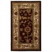 Mohawk Taba Brown 2 ft. x 3 ft. 4 in. Accent Rug