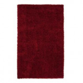 Home Decorators Collection Wild Red 2 ft. x 3 ft. Area Rug