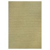 Kas Rugs Woven Braid Ivory 2 ft. 3 in. x 3 ft. 9 in. Area Rug