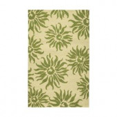 Home Decorators Collection Macy Sage 8 ft. x 10 ft. Area Rug