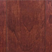 Home Legend Hand Scraped Maple Saddle 3/8 in.Thick x 3-1/2 in.Wide x 35-1/2 in. Length Click Lock Hardwood Flooring (20.71 sq.ft/cs)