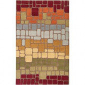 Artistic Weavers Reedley Brown 2 ft. x 3 ft. Accent Rug