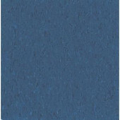 Armstrong Imperial Texture VCT 12 in. x 12 in. Gentian Blue Standard Excelon Commercial Vinyl Tile (45 sq. ft. / case)