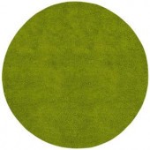 Clarkson Lime Green 8 ft. Round Area Rug