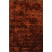 Chandra Savona Orange 5 ft. x 7 ft. 6 in. Indoor Area Rug