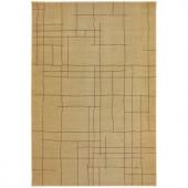 Karastan Ambler Ivory 8 ft. x 10 ft. Area Rug