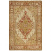 Rucellai Cream 5 ft. 6 in. x 8 ft. 6 in. Area Rug